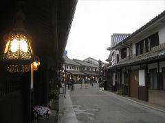 倉敷の町並