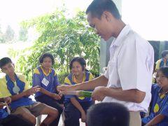 タイ:学校エイズ教育