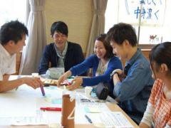 市民と行政が一緒になってまちづくりを進めるための会議手法を学ぶ研修