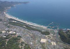砂浜に隣接した大規模公園(スポーツ施設)の管理運営