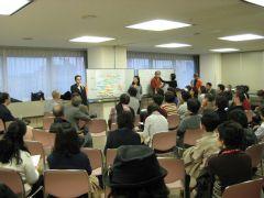 日本財団助成事業「ひきこもり大学全国キャラバン in 千葉」の様子