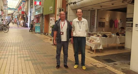 高齢者の困りごとを元気高齢者が解決。 中延から日本全国に発信する、助け合いのしくみ。