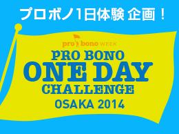 PRO BONO ONEDAY CHALLENGE